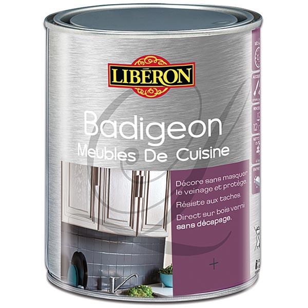 Le badigeon meubles de cuisine produits bois lib ron france - Badigeon meuble liberon ...