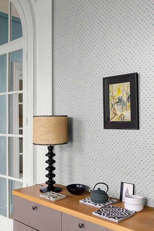 association-papier-peint-florette-n1-peinture-blanc-cristallin-velours-liberon