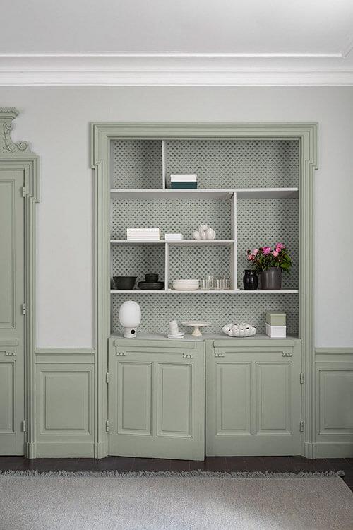 association-papier-peint-florette-n3-peinture-vert-sauge-velours-liberon