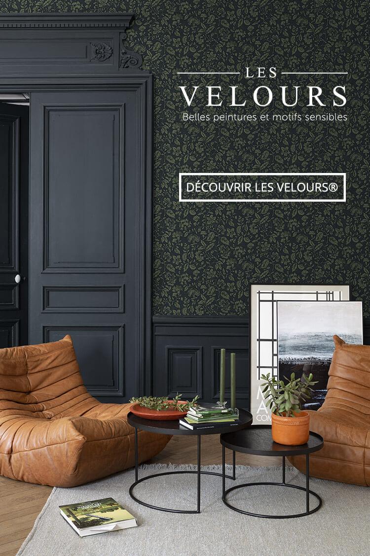 Lancement Les Velours Homepage